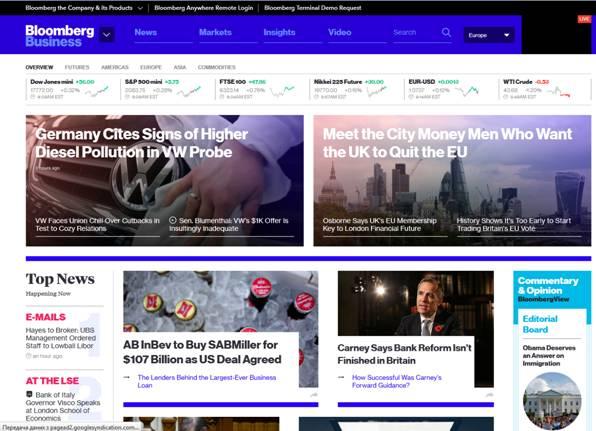 Топ иностранных сайтов новостей поведенческие факторы для вывода в топ Улица Алабяна