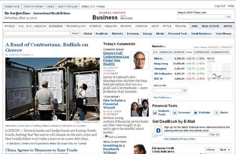 топ иностранных сайтов новостей